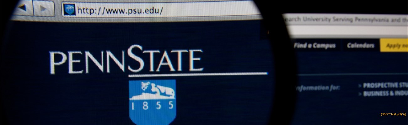 Penn State Takes Network Offline After Attack From China - 第1张  | Sec-UN 安全圈