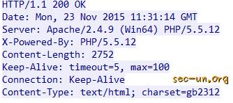 Webshell安全检测篇(4)-基于流量的Webshell分析样例 - 第4张  | Sec-UN 安全圈
