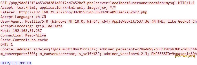 Webshell安全检测篇(4)-基于流量的Webshell分析样例 - 第8张  | Sec-UN 安全圈
